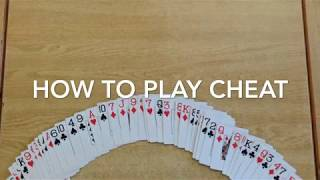 How to Play Cheat