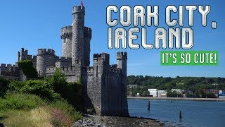 Welcome To IRELAND | CORK CITY, Castles And Cuteness!