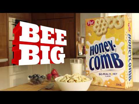 Bee Talk with Terry Crews: Honeycomb<sup>®</sup> Cereal