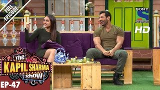 The <b>Kapil Sharma </b>Show  दी कपिल शर्मा शो–Ep 47 –Sonakshi And John In Kapils Show –1st October 2016