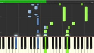 The Script   Breakeven | Piano Synthesia