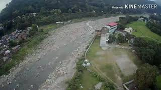 Drone view from school...