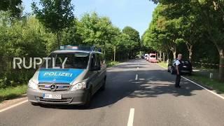 Germany: Knifeman leaves ten injured on Lubeck bus