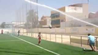preview picture of video 'Guadalupe Prebanjamines -2012 fin de liga -'