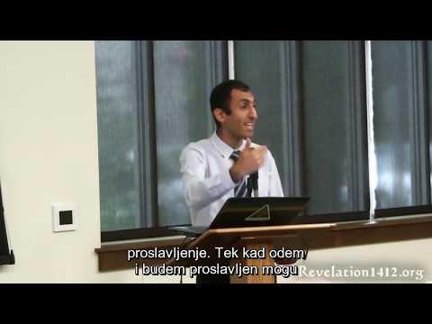 Nader Mansur: Pravednost verom naspram Trojstva