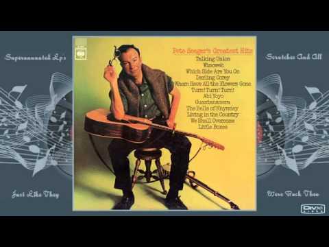 Best of Pete Seeger two side