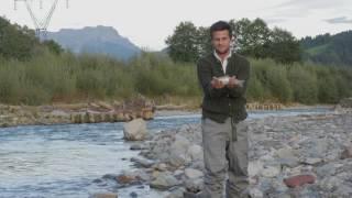 """""""St. Anglwirt"""" - Fliegenfischen mit Johannes Hauser"""