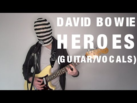 David Bowie - Heroes cover