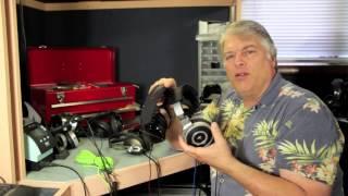 The AKG K267 Tiesto Over-Ear Sealed Headphone