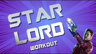 'AVENGERS TRAINING ACADEMY' - STAR LORD HIIT WORKOUT