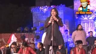 Banda Garib Hai   A Sai Quawali   HAMSAR HAYAT  Shirdi Sai Baba Bhajan