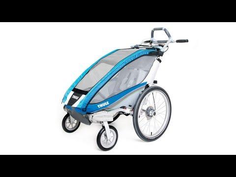 Thule Chariot CX 2 fietskar