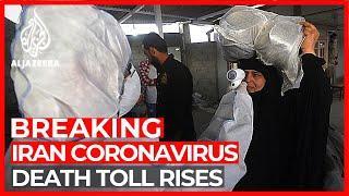 Coronavirus: Iran&39s legislator claims 50 deaths local news agency reports