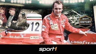Abschied Von Einer Legende: Das Bewegte Leben Des Niki Lauda | SPORT1 - HISTORY