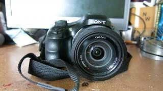 Sony Cybershot DSC-HX400V Digital Camera Review!