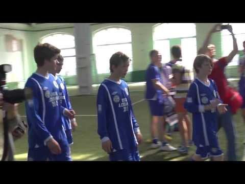 «Фундэкс» официальный партнер чемпионата для детей-сирот