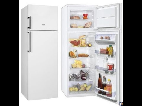 Ремонт двери холодильника.