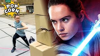 ТРЕНИРОВКА ПОСЛЕДНИХ ДЖЕДАЕВ / Star Wars: The Last Jedi Training