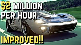 GT SPORT - *IMPROVED* Ford GT40 - EASY MONEY Setup!!