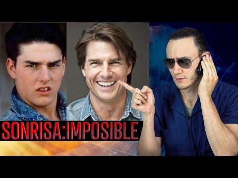Analizamos La Dentadura De Tom Cruise