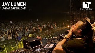 Jay Lumen - Live @ Green Love Novi Sad 2018