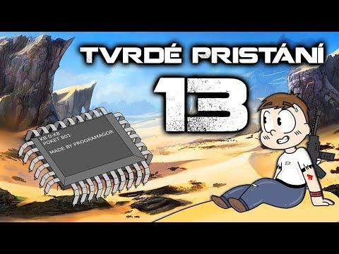 První Počítačový Chip - Tvrdé Přistání - díl 13 - /w McCitron