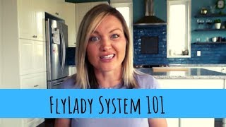Flylady Crash Course - How The Whole System Works