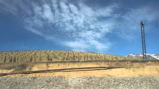 preview picture of video 'On my way to Namangan!'