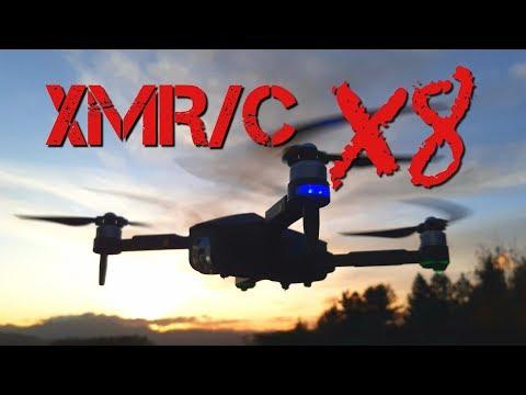 XMRC M8: un drone divertido de volar
