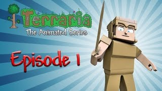 Terraria: The Animated Series - Episode 1 (Rus by Rissy)