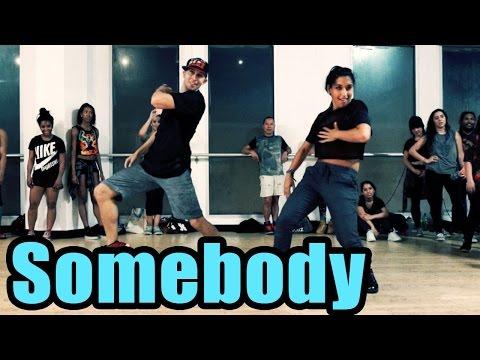 SOMEBODY - @NatalieLaRose ft Jeremih Dance | @MattSteffanina Choreography