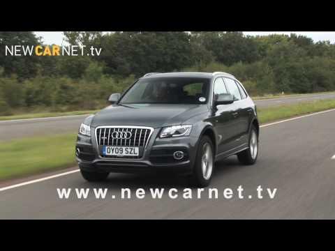 Audi Q5 video trailer HD
