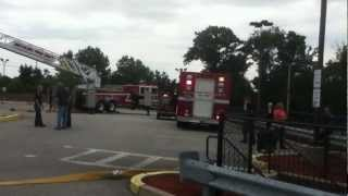 Methuen firefighters on scene at Texas Roadhouse