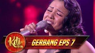 WOW!! Semua Ngasih Bintang Buat Performnya Indri - Gerbang KDI Eps 7 (31/7)