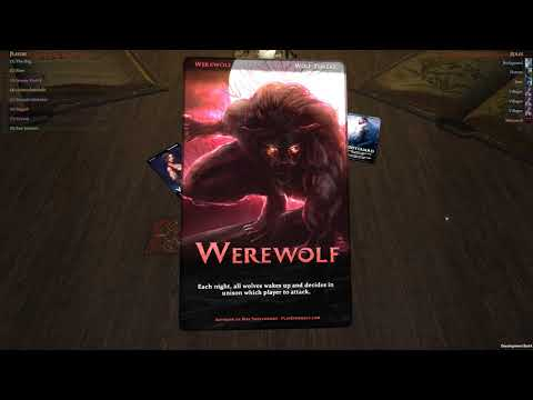 THE SCUM READING IN THIS GAME IS TOO FUN   Direwolf Social Deduction