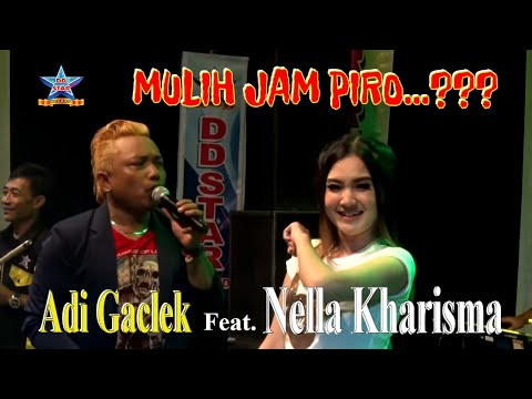 Nella Kharisma Feat Adi Gaclex Mulih Jam Piro Official