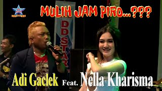Download lagu Nella Kharisma Feat Adi Gaclex Mulih Jam Piro Mp3