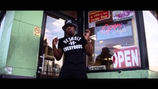 "Hydro aka Droster ""Detroit VS Everybody"" Shot by - #CTFILMS"