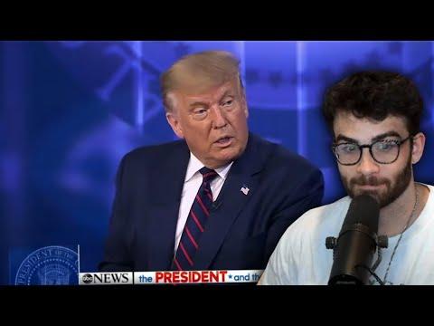 Trump Got DESTROYED in ABC Townhall