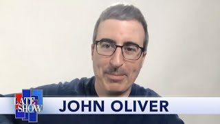 John Oliver On Trump's Handling Of The Pandemic Response thumbnail