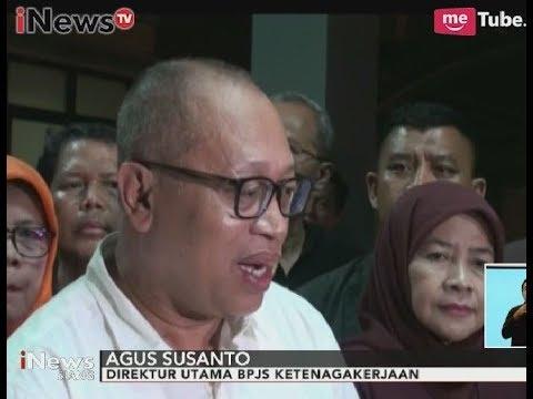 BPJS Ketenagakerjaan Akan Memberikan Santunan Kepada Korban Pabrik Petasan - iNews Siang 30/10