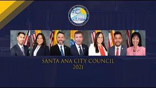 Santa Ana Council, OCT 19