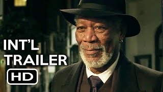 Now You See Me 2 Official International Trailer #1 (2016) Morgan Freeman, Daniel Radcliffe Movie HD