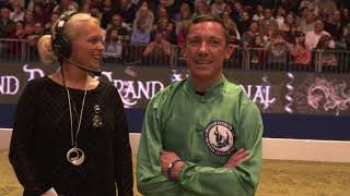The Shetland Pony Grand National At Olympia Horse Show