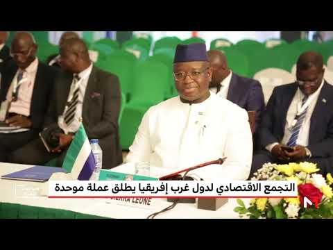 العرب اليوم - شاهد: التجمع الاقتصادي لدول غرب أفريقيا يُطلق عملة موحدة تحت مسمى