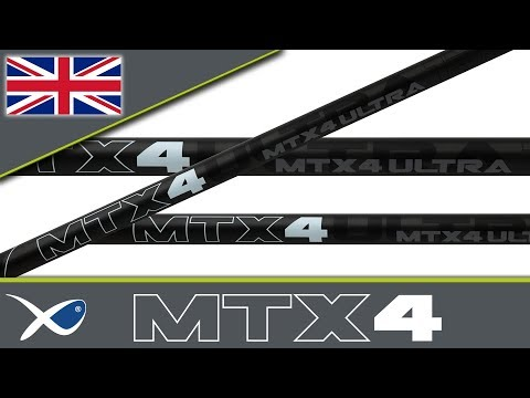 Matrix MTX4 Ultra 13m Euro Pole Package Rakósbot videó
