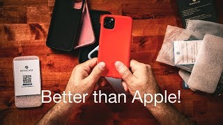 Don't buy Apples Silicone Cases for the iPhone 11...buy these instead 😉