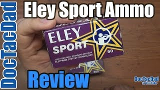 Eley Sport .22LR – Ammo Review