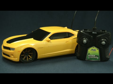 HyperChargers Chevy Camaro SS R/C Car from Jada Toys