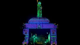preview picture of video 'Jagadhatri Puja in Chandannagar'